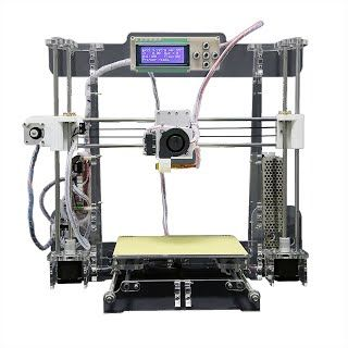 Features Benefits Orion Motor Tech Transparent Desktop 3d Printer With All Metal Mk8 Extruder Dual