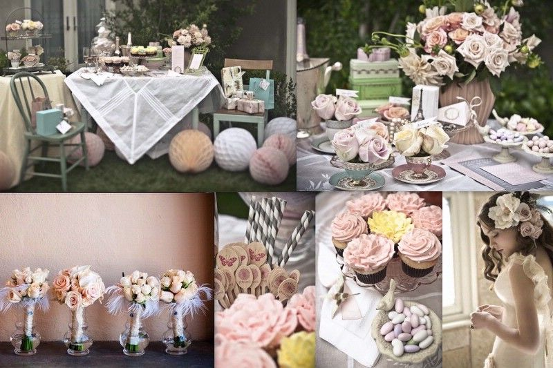 Applying The Vintage Wedding Decoration Ideas In Your