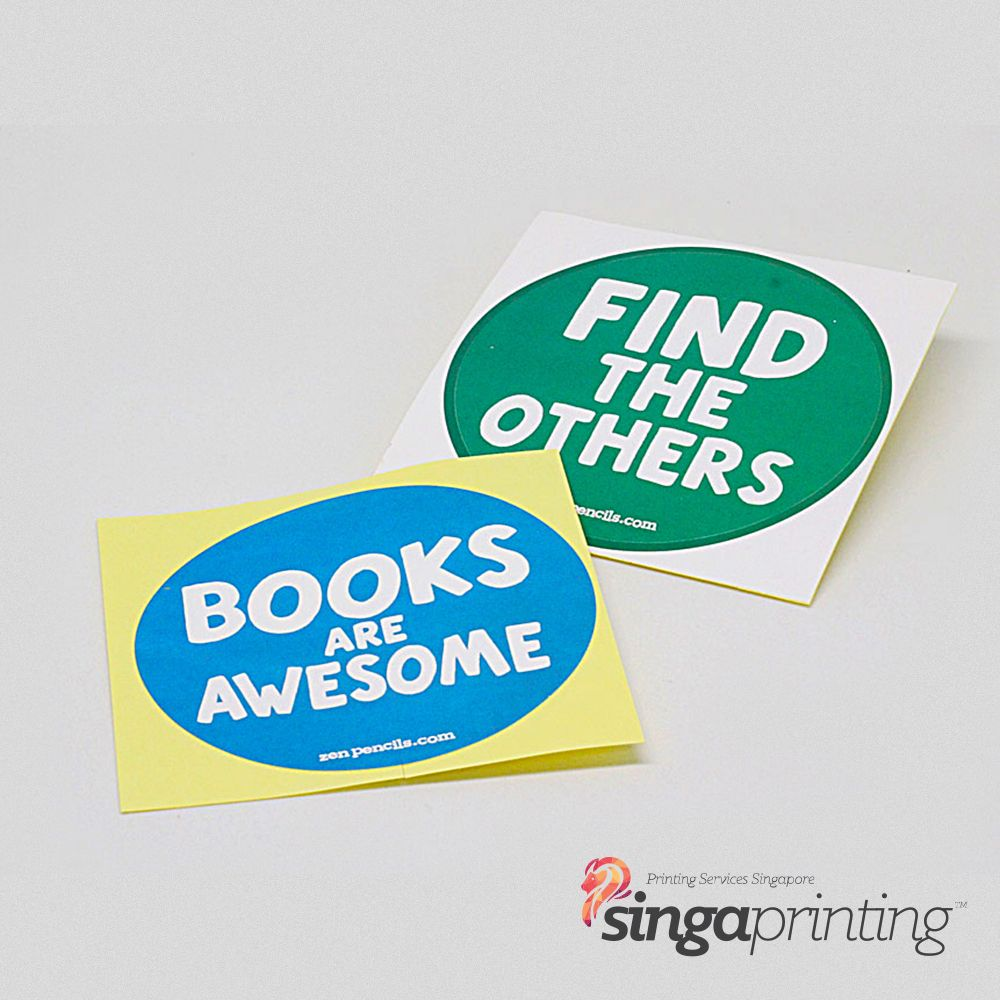 Singaprinting highest quality custom stickers tuesdaythoughts thoughtstuesday sticker stickers
