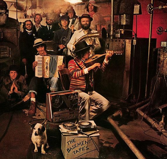 Bob Dylan and the Band  The Basement Tapes  Mini by HouseOfMusic