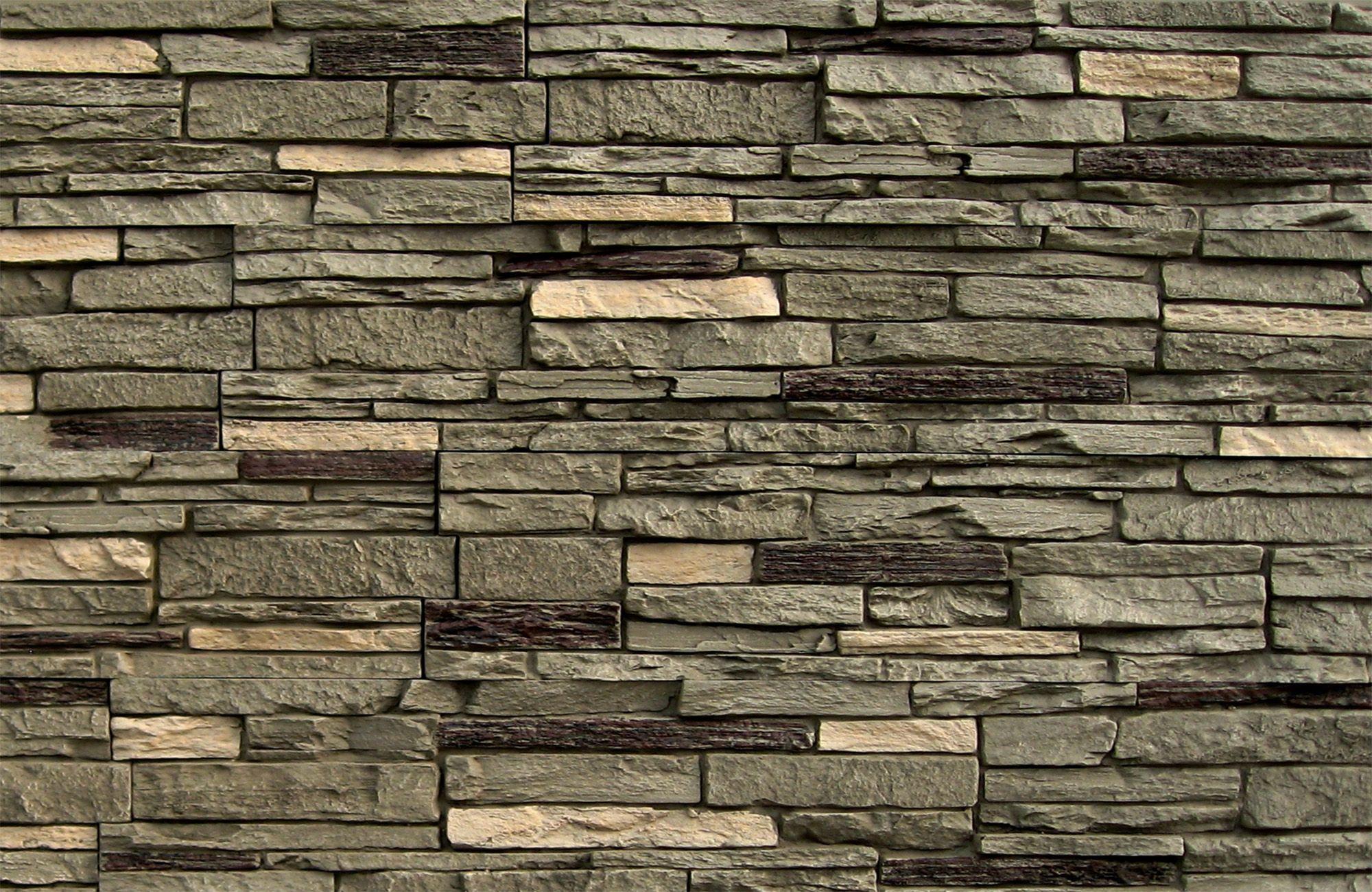 Faux Stone Siding Slate Stone Iron Panel 43 Quot X8 1 4