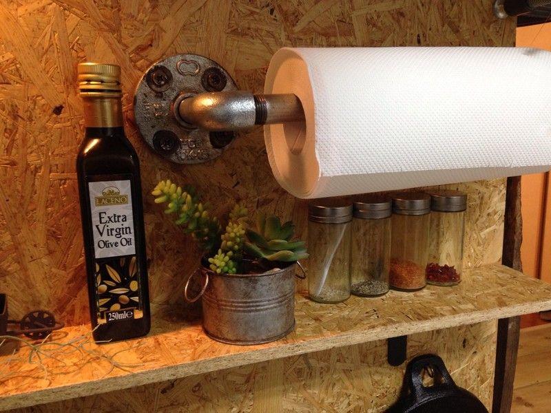 Diy ガス管をおしゃれな家具に 必要パーツの写真 作り方を大公開