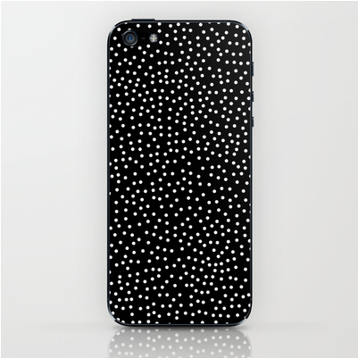 Dots iPhone case | Society6 heeft prachtige iPhone & iPad cases