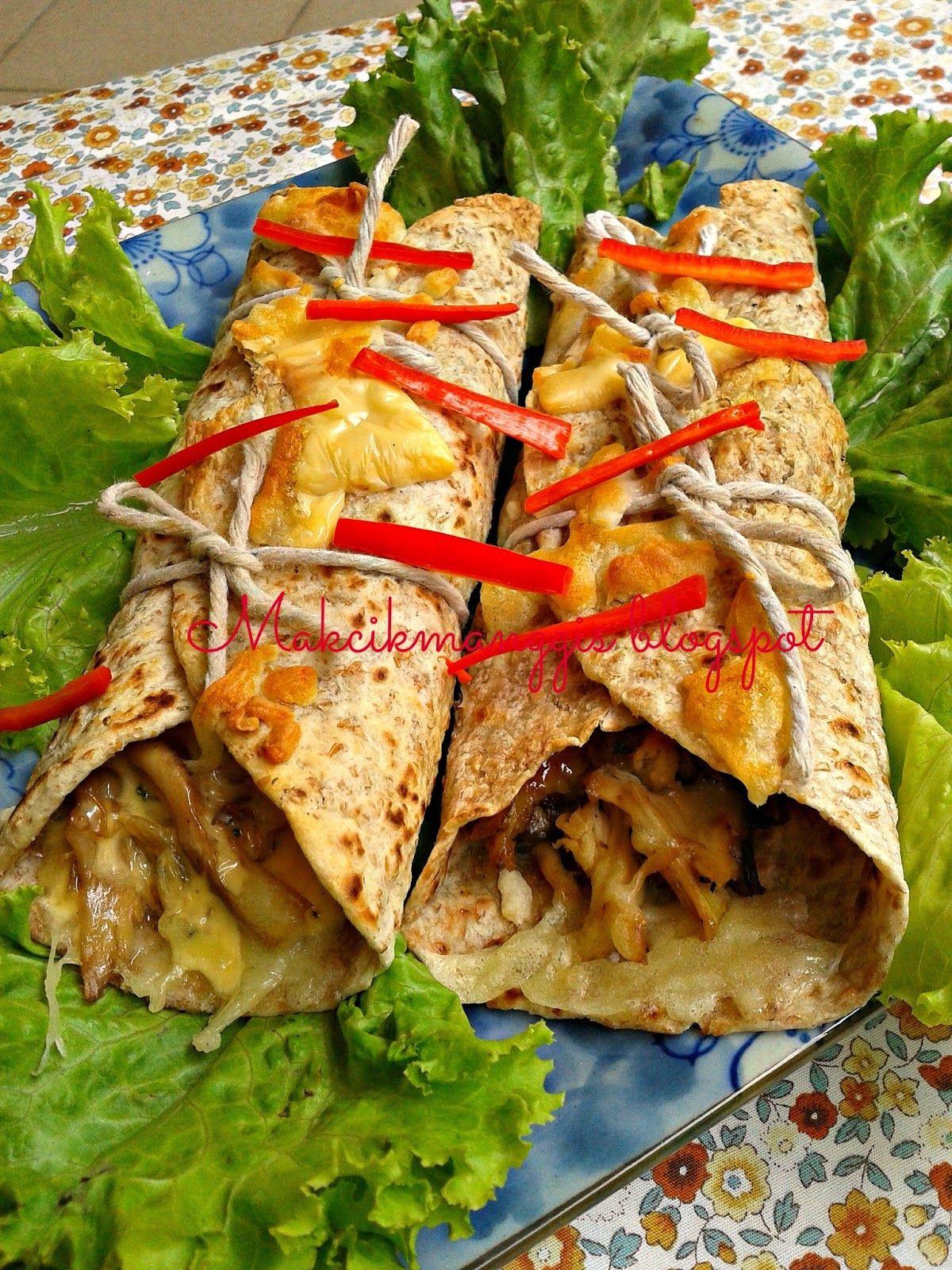 Jom Masak Jom Makan Makan Kebab Ayam Berkeju Kebab Makanan Resep