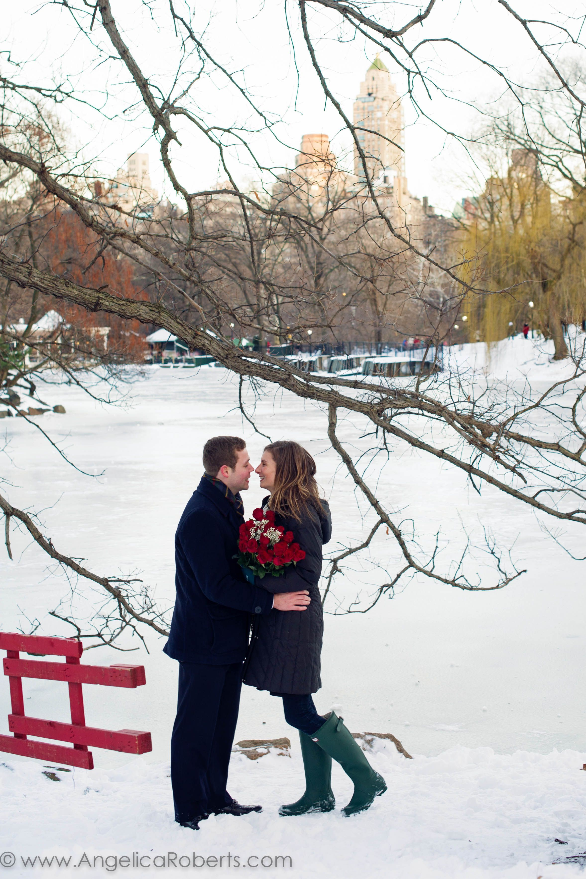 Pre Wedding Photography Nyc: #Central Park #engagement #photography #New York City