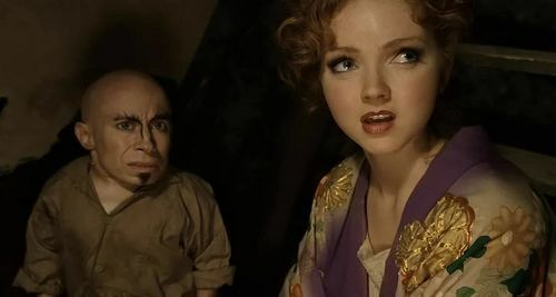 I love all the costumes from The Imaginarium of Dr. Parnassus