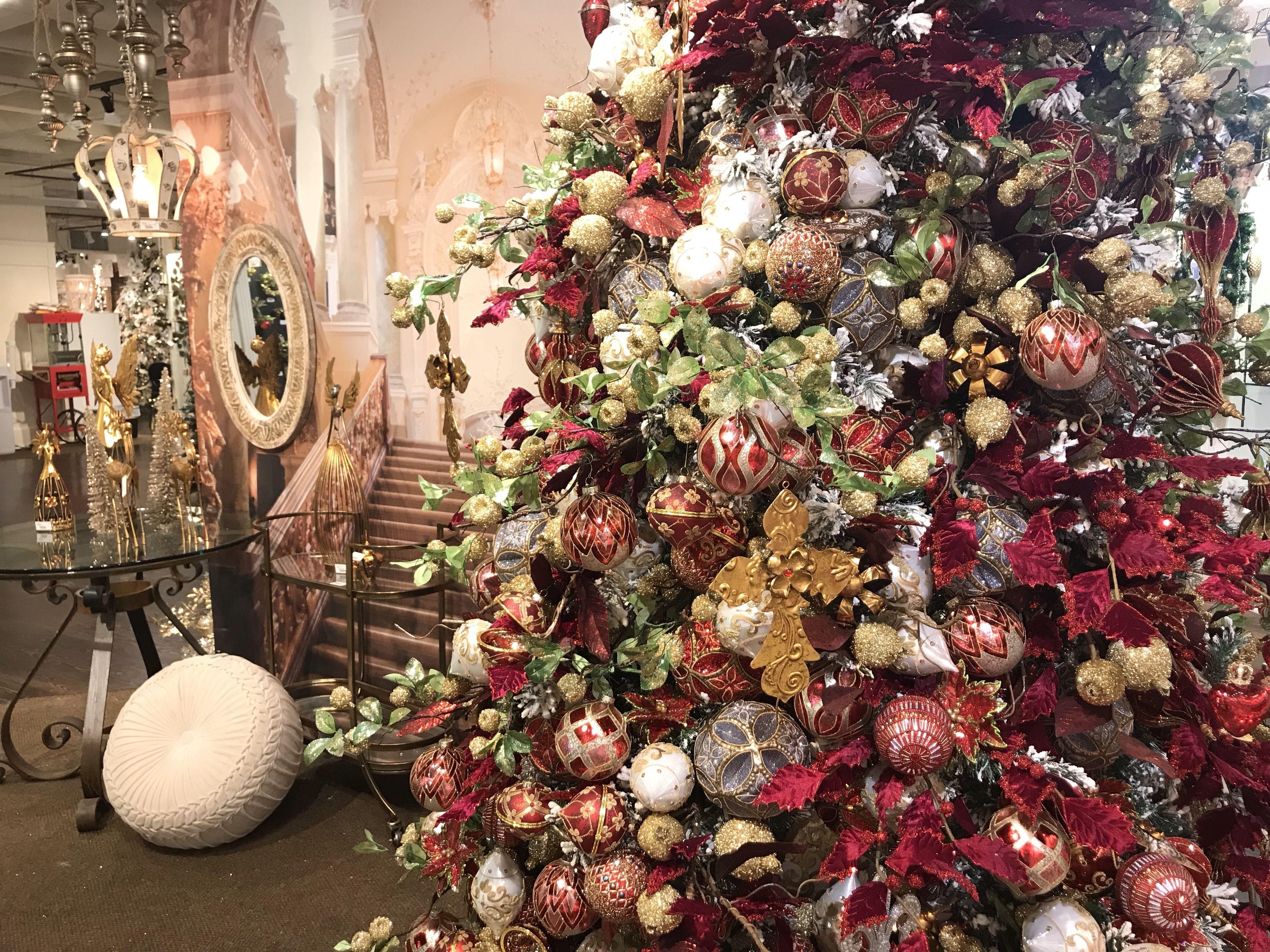 Christmas In Atlanta 2019 Our Kir Royal Christmas Theme   Visual Display. 2019. Atlanta