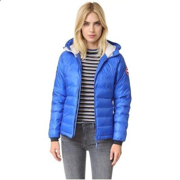 canada goose Lightweight Jackets PBI Blue