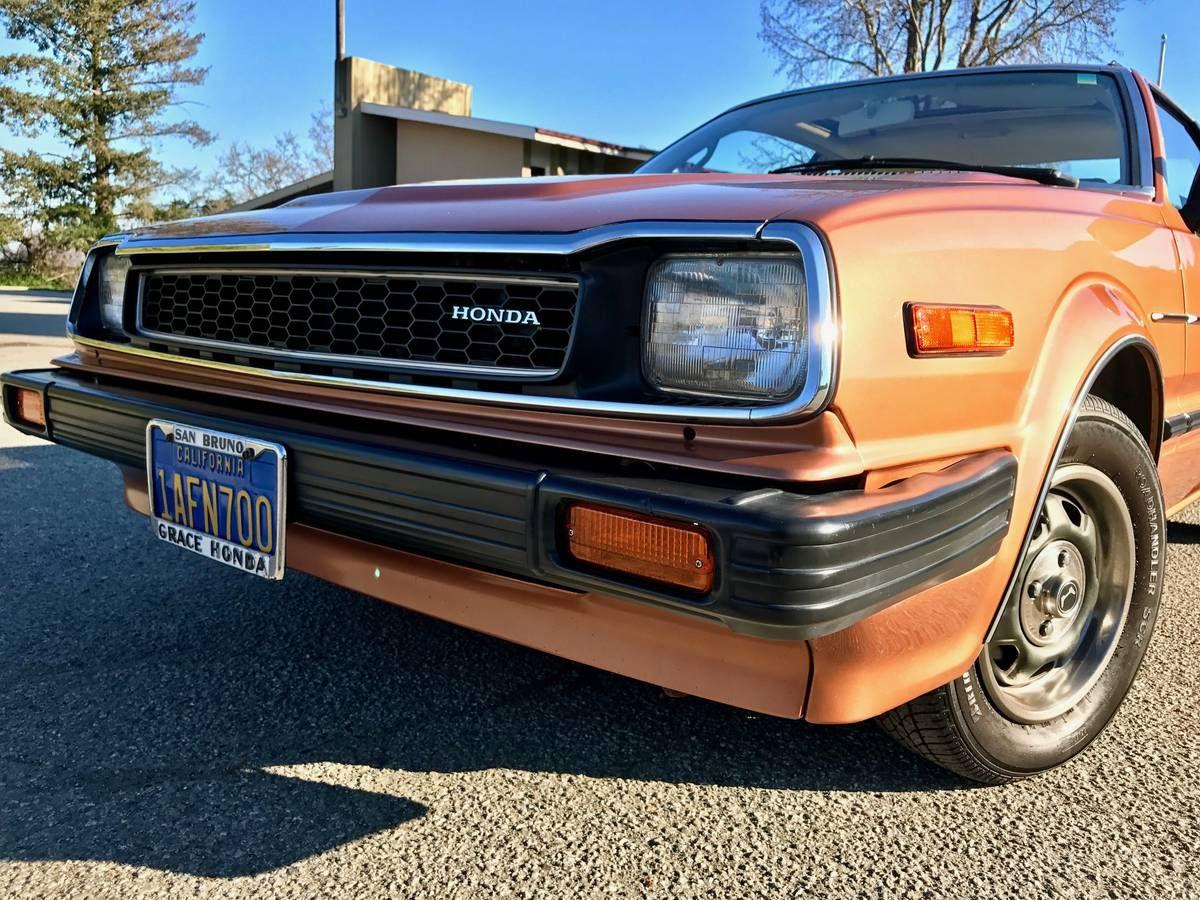 1980 Honda Prelude in Pristine Condition Honda prelude