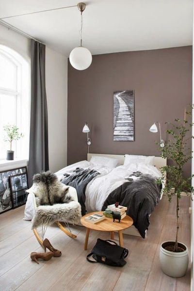 pingl par gegmoon sur deco en 2019 pinterest peinture chambre chambre taupe et chambre. Black Bedroom Furniture Sets. Home Design Ideas