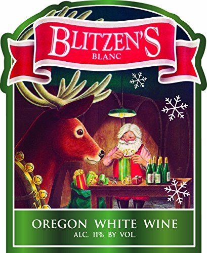 Blitzen's Blanc Oregon Pinot Gris 750 mL * You can get more details by clicking on the image.