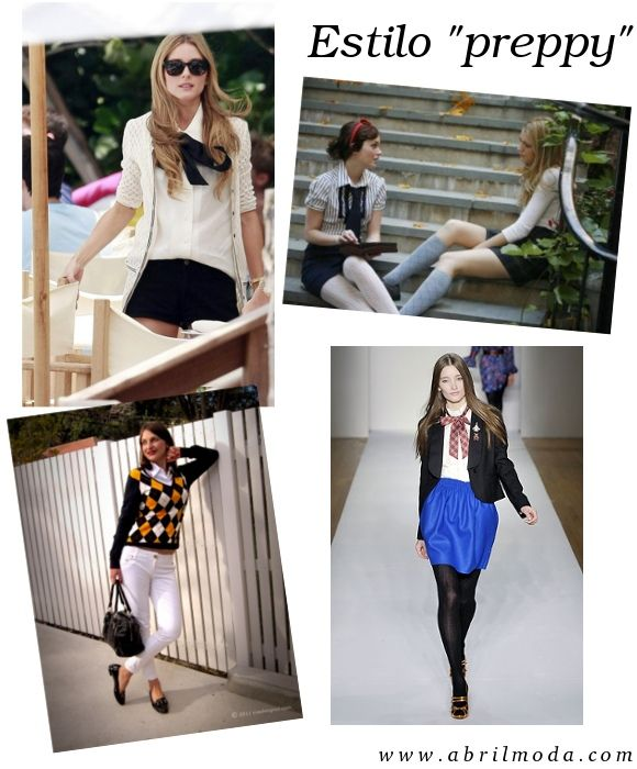 se caracteriza por prendas muy tradicionales y mas bien formales...