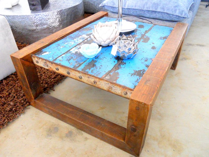Explore Boat Furniture, Nautical Furniture And More! Coffee Table ...
