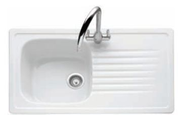 Caple Ashford 100 Ceramic Sink Ceramic Kitchen Sinks Sink Ceramic Sink