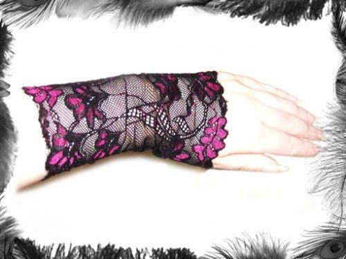 Victorian Lace Cuffs | Victorian Lace Cuff, Sleeve, Steampunk
