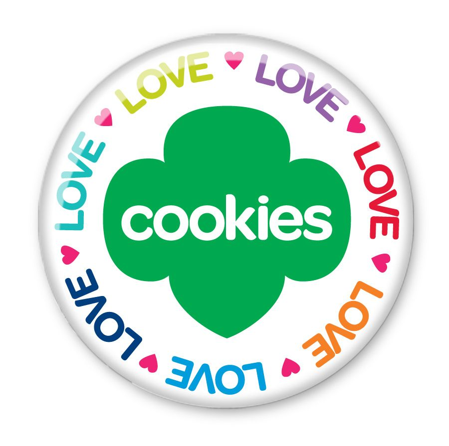 cookie love this site has great 2013 girl scout cookie clip art rh pinterest co uk