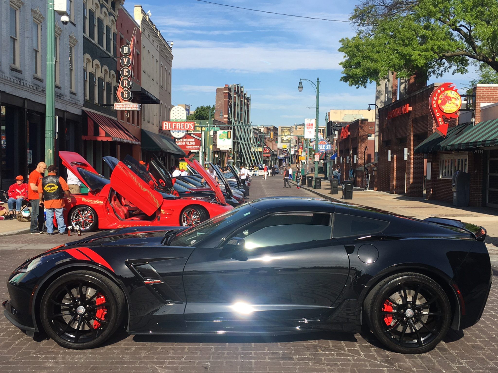 Corvette Grand Sport At The Th Annual Show Your Ride Car - Memphis car show