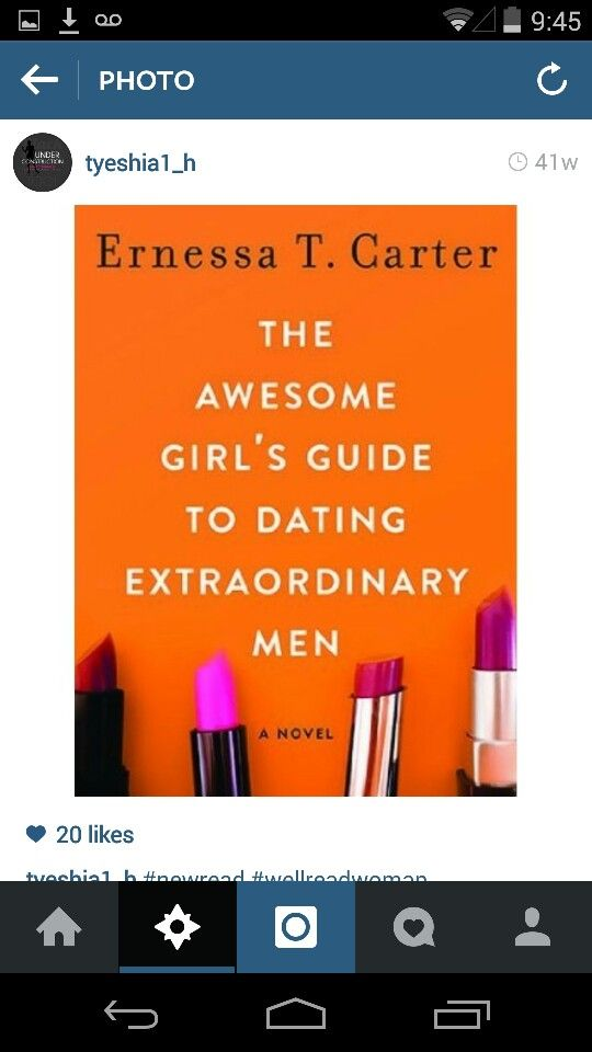 Awesome girls guide to dating extraordinary men