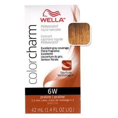 Wella Color Charm - Praline 6W 1.4 oz