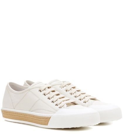 Leather Sneakers Spring/summer Tod's x9d8I5e