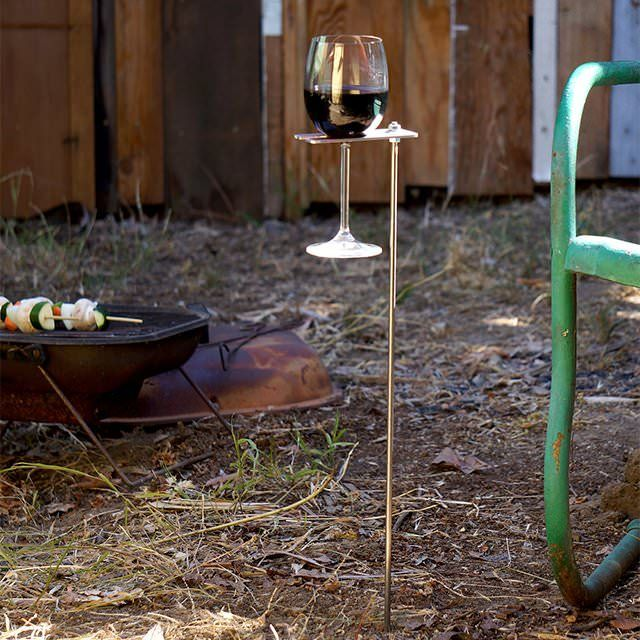 Boho Wine Glass Holder - lifestylerstore - http://www.lifestylerstore.com/boho-wine-glass-holder/