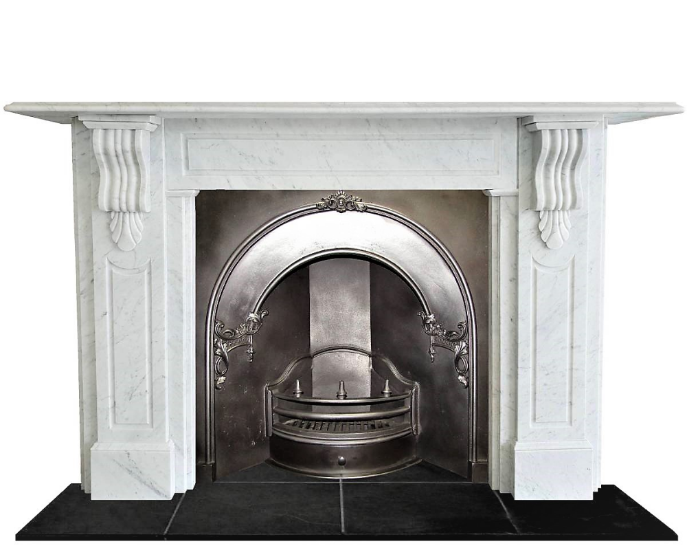 Buy Online The Dorchester Superior Marble Chimney Piece Dorchester The Dorchester Cast Iron Fireplace