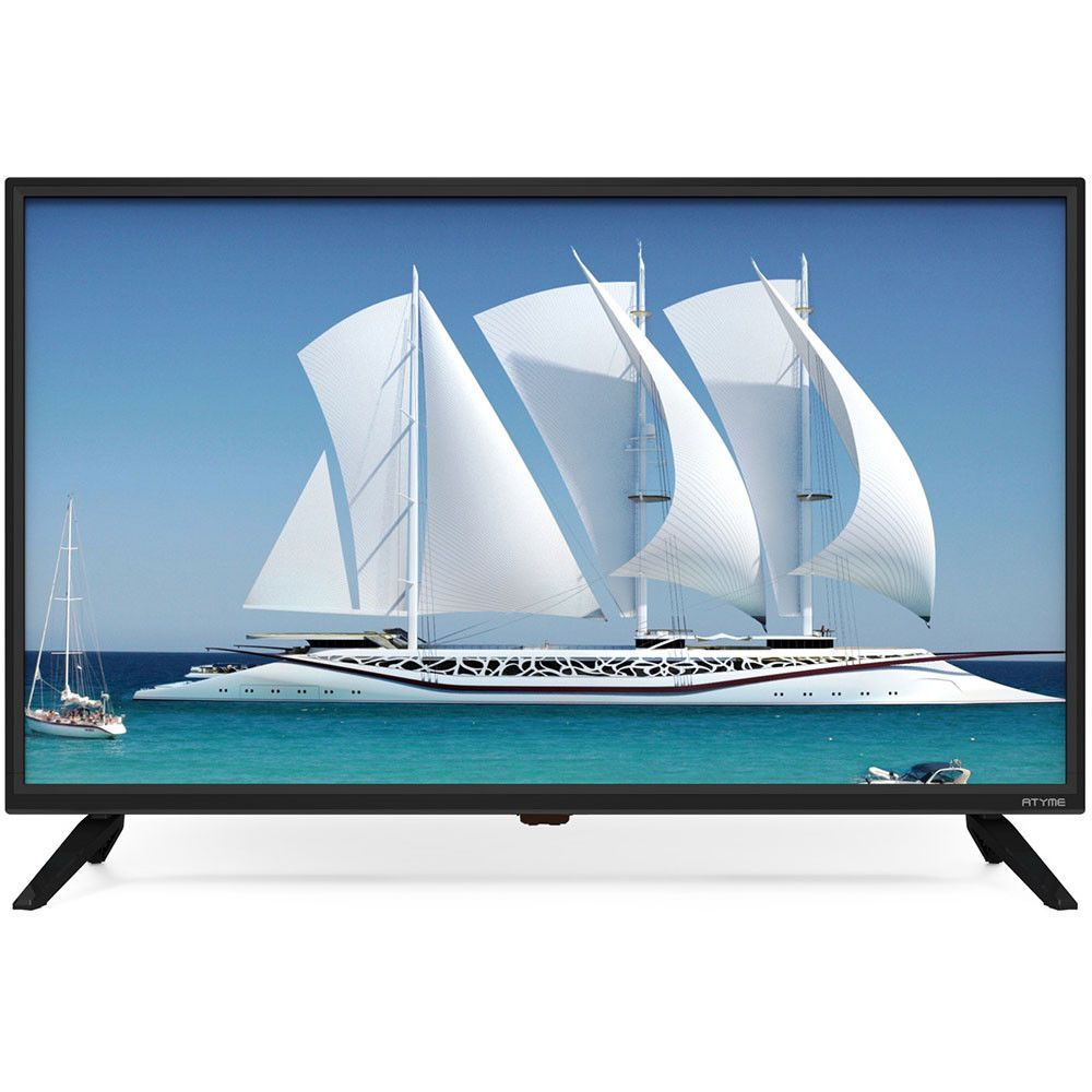 "32/"" Inch HD LED TV Flat Screen 3 x HDMI /& 1 x USB Wall Mountable"