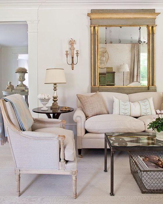 Barock Möbel Für Eine Prunkvolle Atmosphäre | Barock Stil, Barock Und  Wohnzimmer