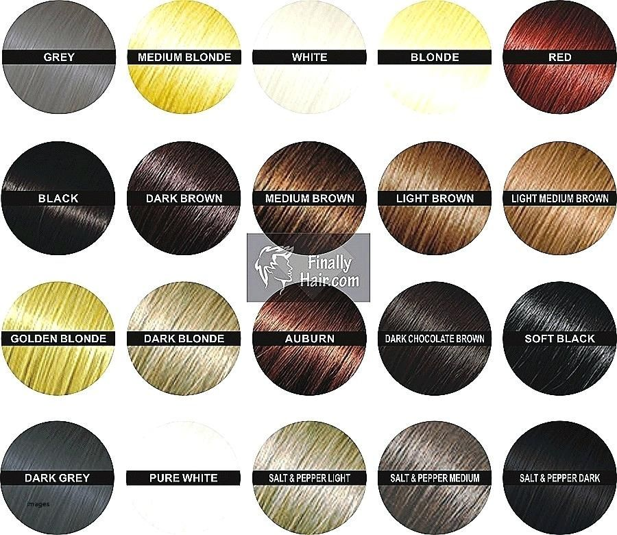 New Ion Color Brilliance Chart Hair Color Charts Pinterest