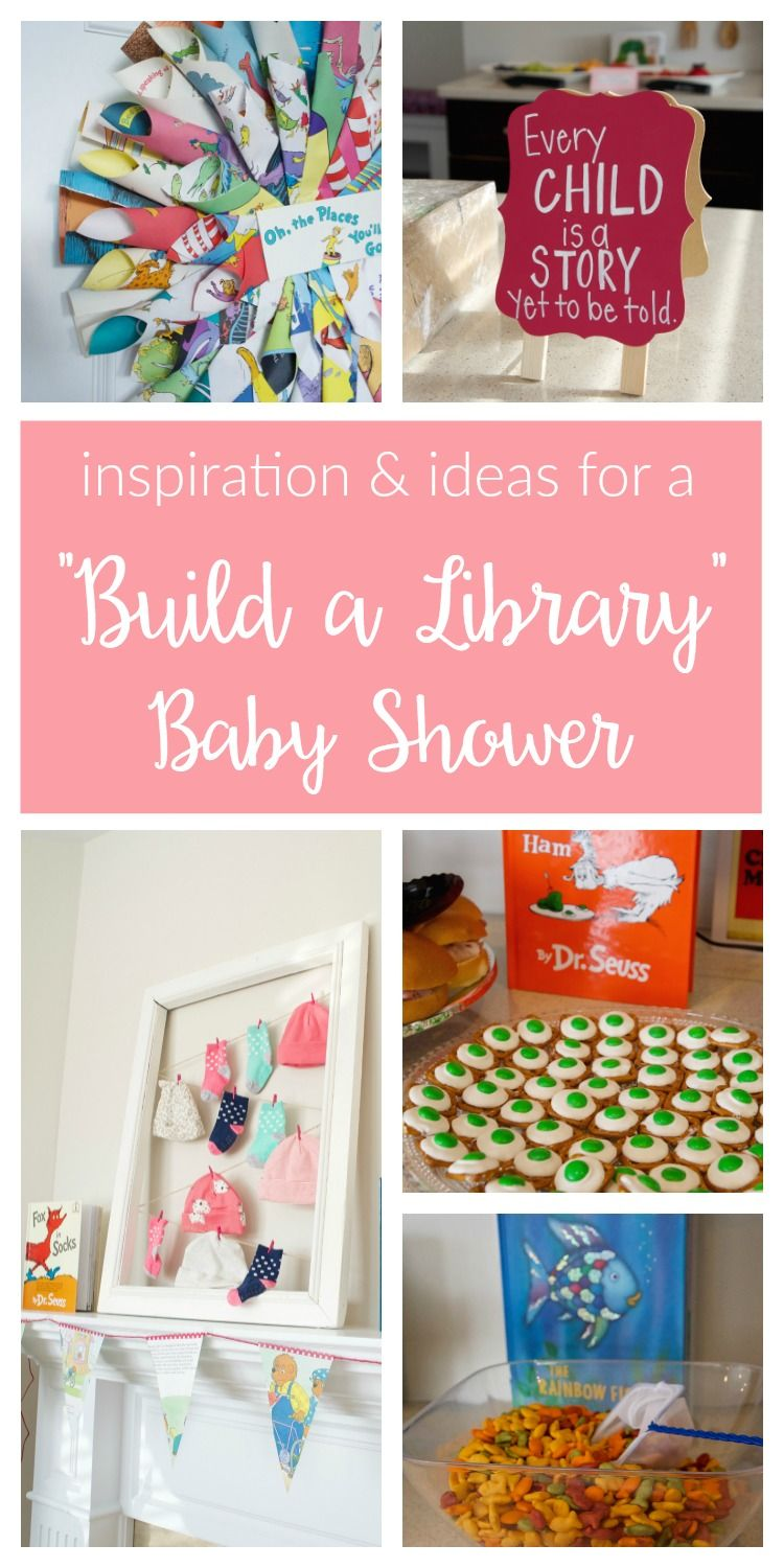 Build A Library Baby Shower Two Purple Couches Storybook Baby Shower Book Baby Shower Theme Storybook Baby Shower Theme