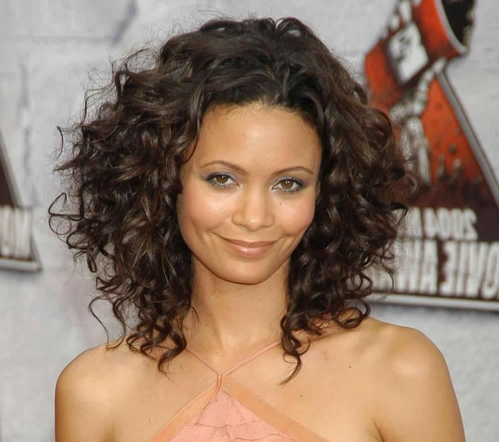 Image Result For Shoulder Length Curly Hair 2017 Medium Curly Hair Styles Curly Hair Styles Medium Length Hair Styles