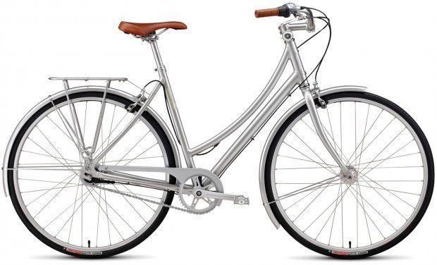4 Specialized Globe Daily Step Through Rrp 600 Urban Bike