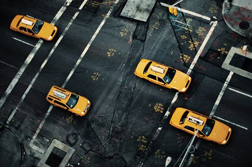 The Poetry Of Material Things New York From Above New York Street Nyc