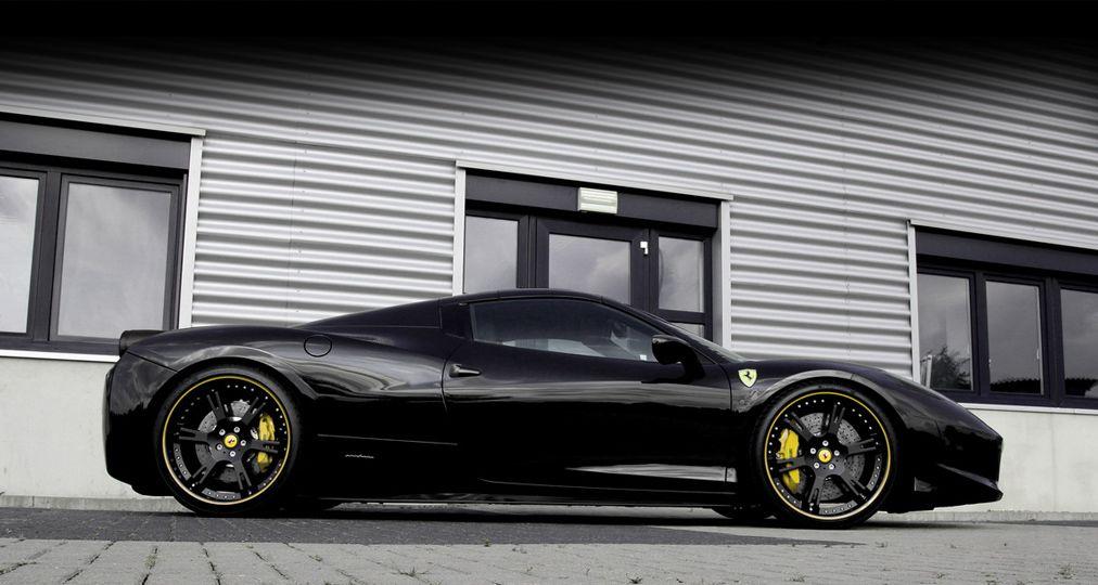 tuning - wheels - exhaust for ferrari 458 italia | rims