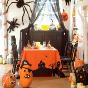 how to decorate for halloween in an apartment google search