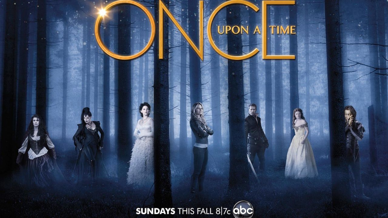 1280x720 Once Upon A Time Comic Con Ginnifer Goodwin Josh Dallas Comico