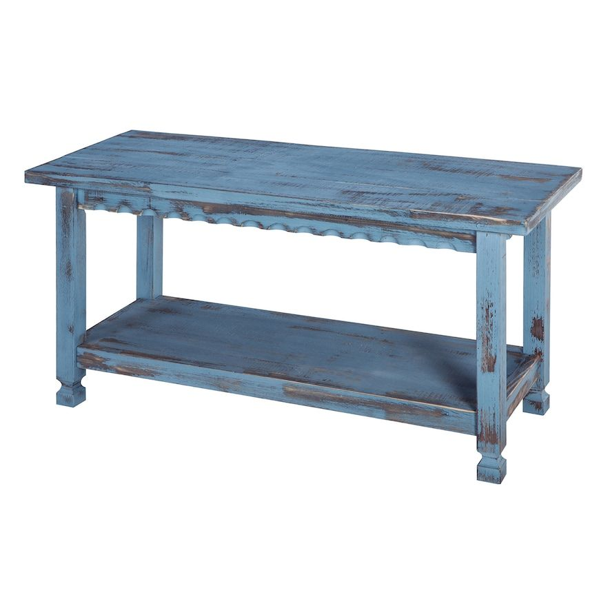 Bon Alaterre Furniture Country Cottage Bench