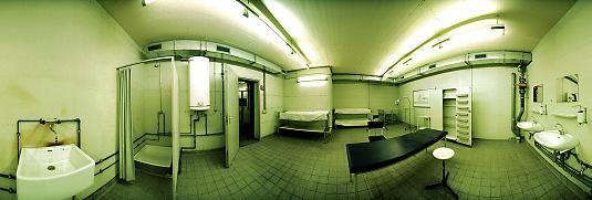 Berliner unterwelten bunker tour