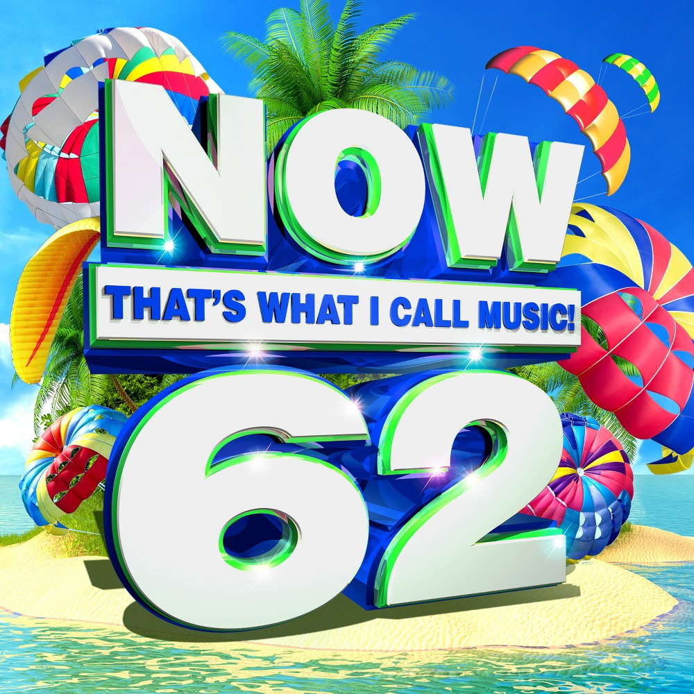 Various Artists - NOW 62 (CD)