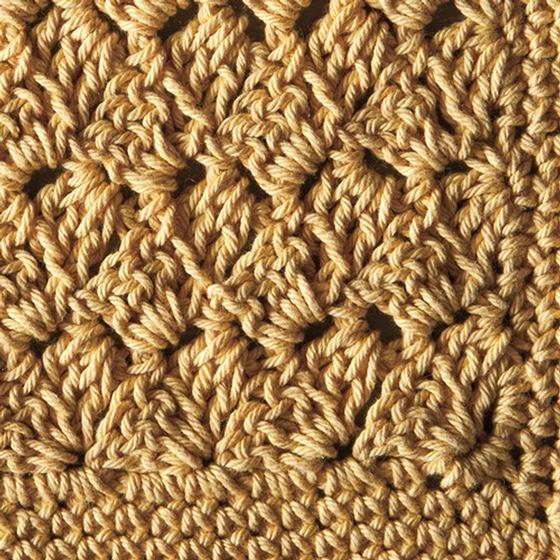 Custard Pie Crochet Dishcloth - Knitting Patterns and Crochet ...