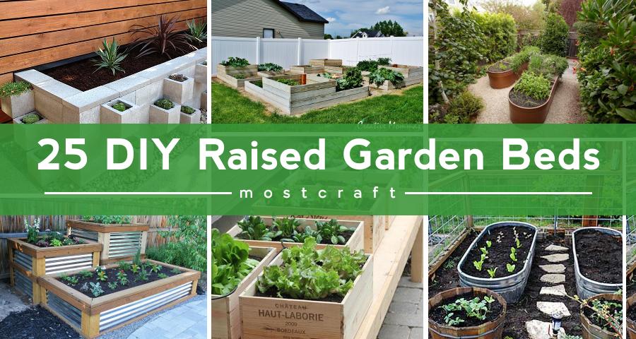 Herb Garden Planter Ideas Raised Beds