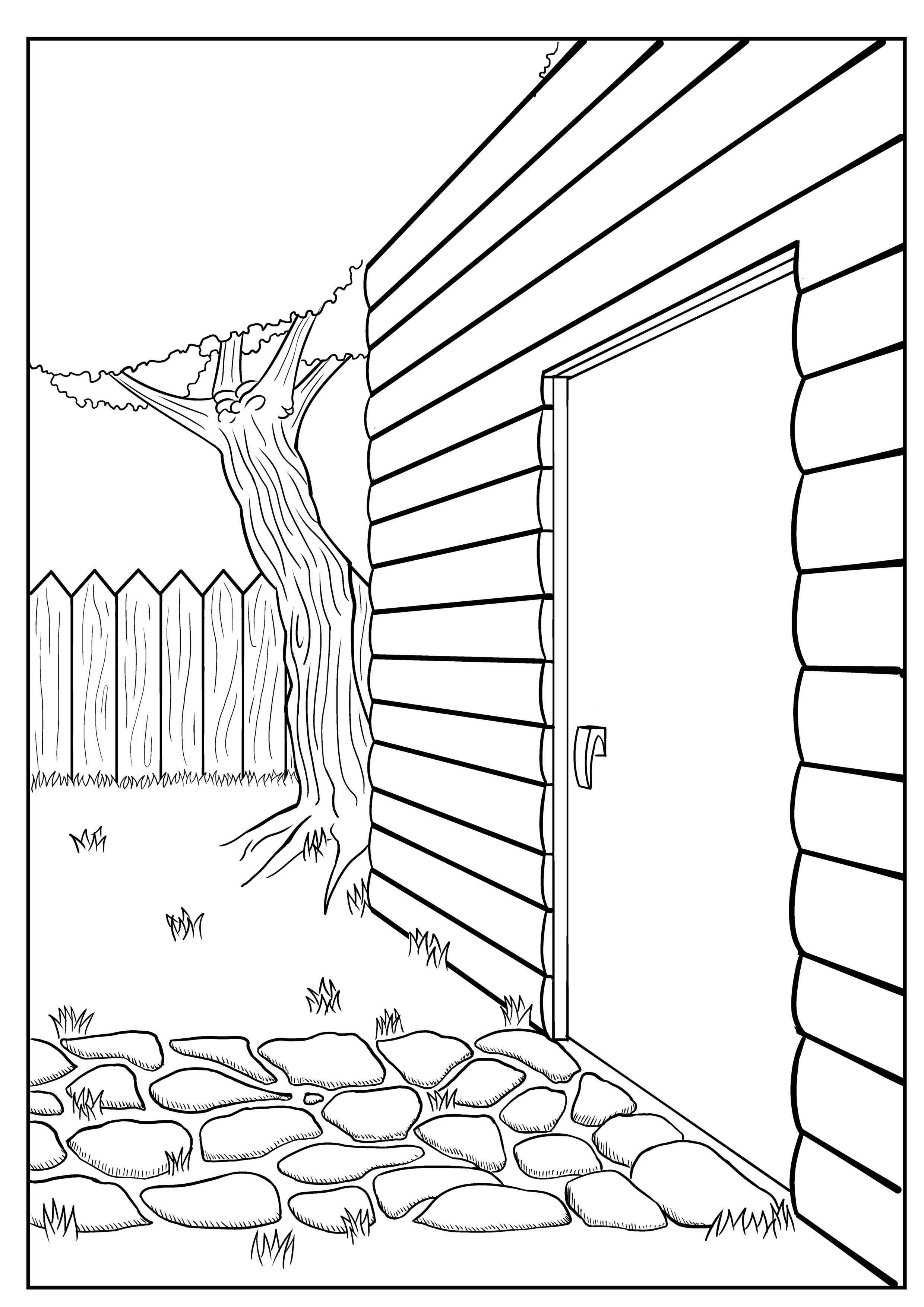 Giardino (2014) #Draw #Drawing #Disegno #Ink #Inking #Inchiostrazione #Illustration #Illustrazione #Garden #Giardino