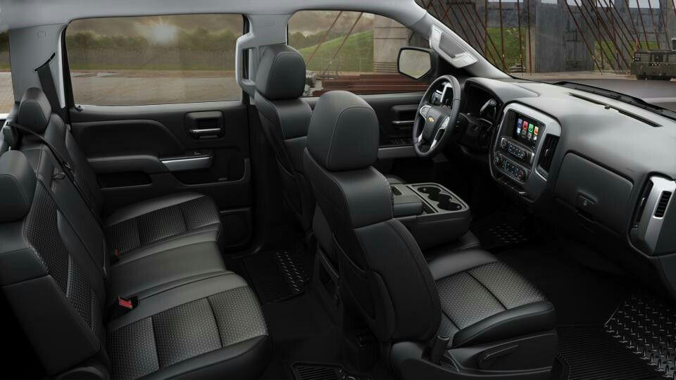 2016 Chevy Silverado 2500 Side Interior Chevy Trucks Silverado