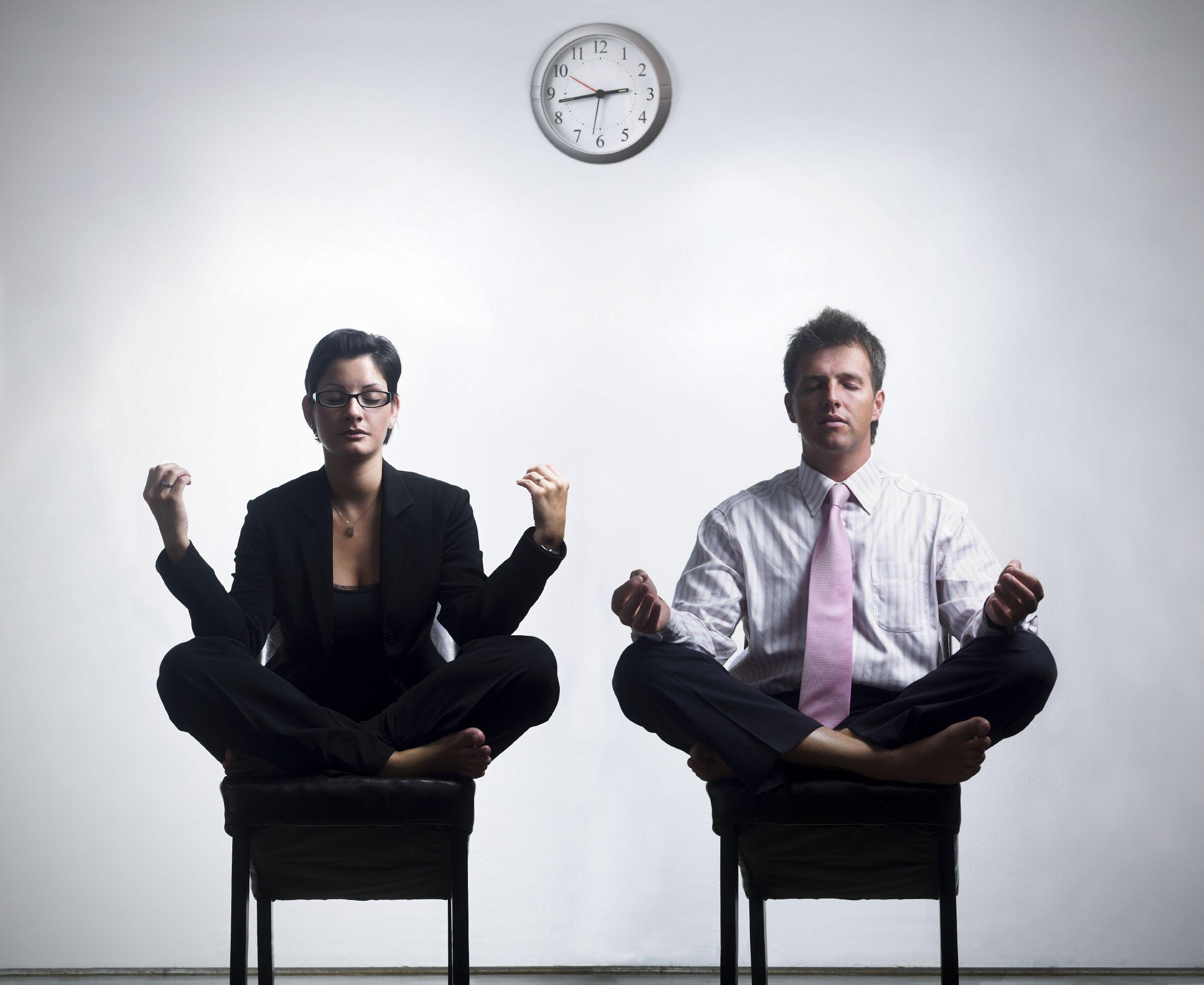 meditation office. Office Meditation