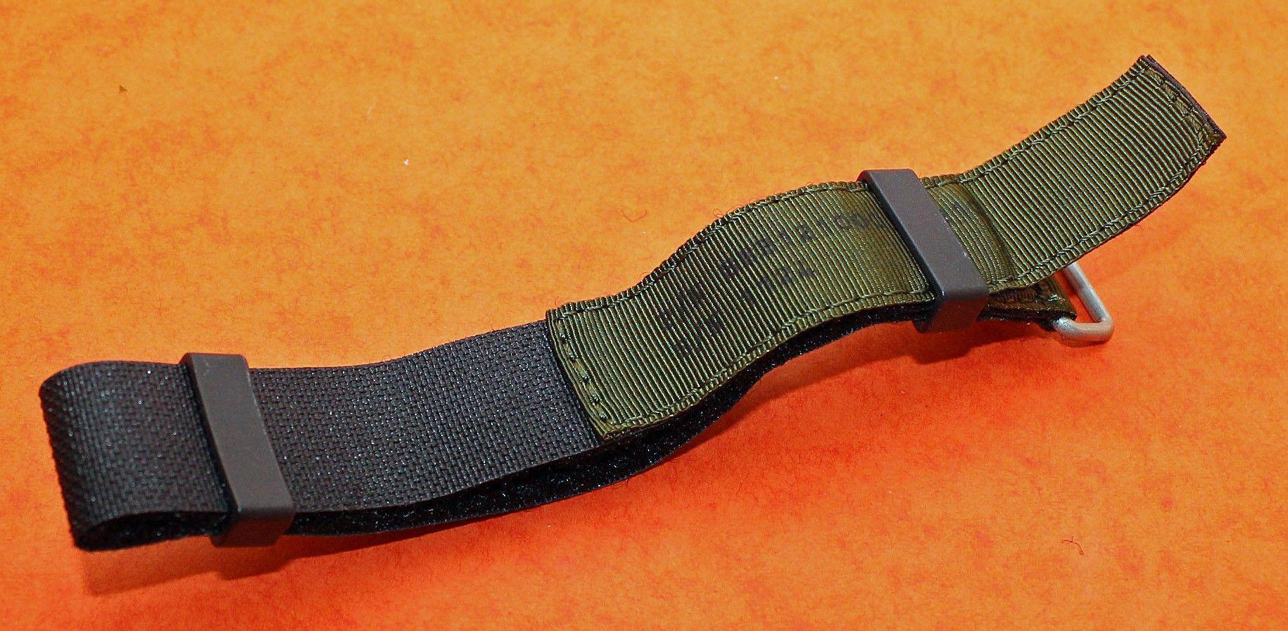 Omega Strap Nasa Velcro 20mm Bracelet For Omega