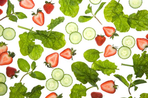 Pretty Desktop Wallpapers With Healthy Food Pictures