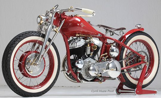 The Best Custom Motorcycles From Europe At Italy Motor Bike Expo