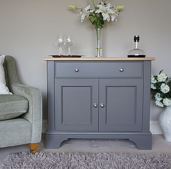 Baslow Sideboard Available In Bespoke Sizes By Chatsworth Cabinets |  Notonthehighstreet.com