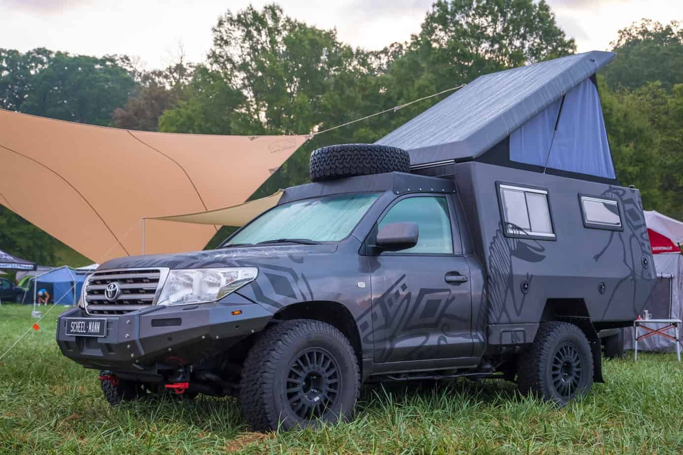 The Campers and Trailers of Overland Expo East – Expedition