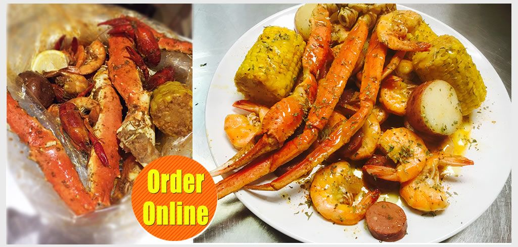 Reign Shaking Seafood Restaurant